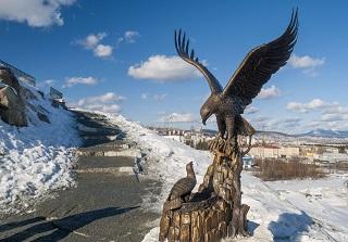 Златоуст + нац. парк Зюраткуль «Лёд и сталь Южного Урала»   (2-х дневный тур на Южный Урал Экскурсия в Златоуст